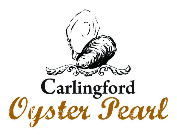 Carlingford Oyster Pearl Logo