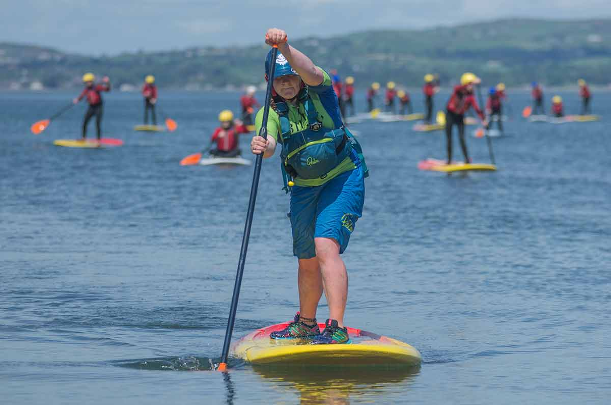 Carlingford Stand Up Paddle Boarding Water Sports