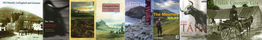 Carlingford Tourist Office Best Selling Books