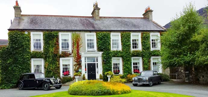 Carlingford House Guest House Bed & Breakfast