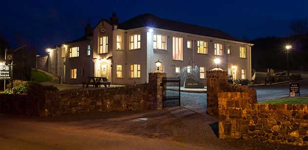 Grove House Carlingford Accommodation