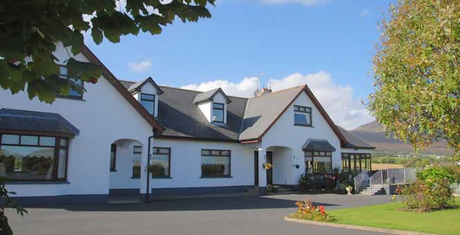 MourneView Bed Breakfast Carlingford