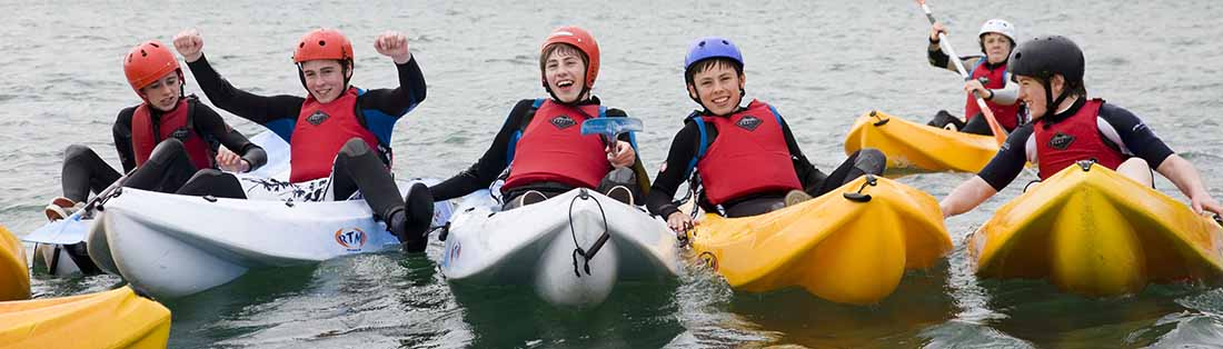 Carlingford Adventure Centre Water Activities