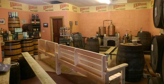Cooley Whiskey Museum Tasting Centre