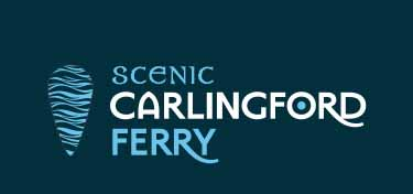 Greenore Greencastle Scenic Carlingford Ferry Logo