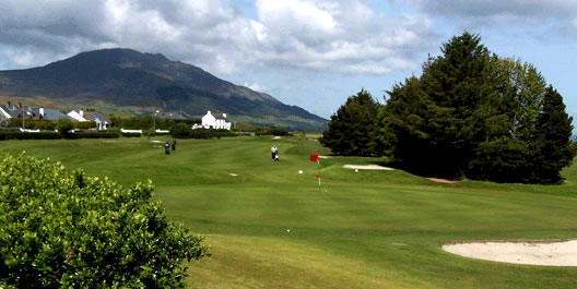 Greenore Golf Course