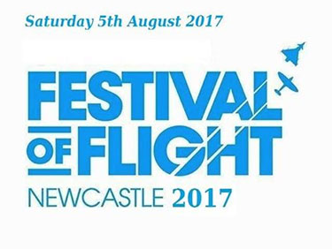 Newcastle County Down Festival of Flight 2017