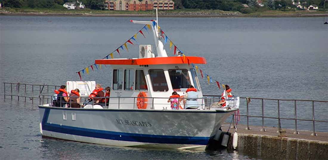 Omeath Warrenpoint Ferry Summer June to September